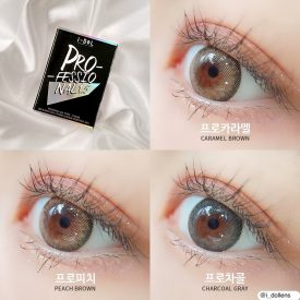 Eyes with IDOL LENS PRO 1.5